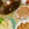 料理メニュー写真ちゃんこ鍋(しょうゆ or 味噌)1人前
