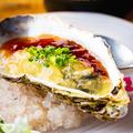 料理メニュー写真広島県産牡蠣の2色ジュレ寄せ 1個