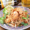 料理メニュー写真米麺の焼きビーフン