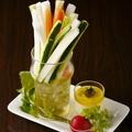 料理メニュー写真Beer Stick Vegetable / Beerスティックベジタブル