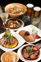 ランチ・ディナー・宴会パーティもBUNMEIDO CAFEで。