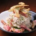 料理メニュー写真おつまみポテトサラダ