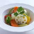 料理メニュー写真野菜のマリネ ギリシャ風