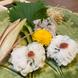 阿波の新鮮魚介やお野菜、お肉など厳選素材を丁寧に。