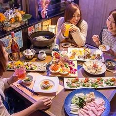 北海道前浜料理 浜商 水産部の雰囲気1