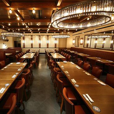 銀座ライオン GINZA PLACE店 銀座五丁目ビヤホールの雰囲気1