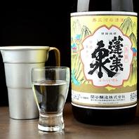 和食をより引き立てる東海地方の銘酒