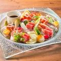 料理メニュー写真■お刺身5種盛り合わせ