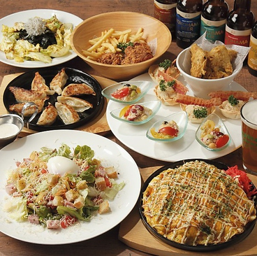 横浜ビール 驛の食卓のおすすめ料理1