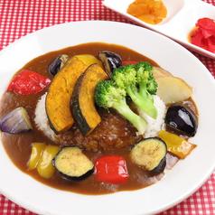 hana 87 curry&steakのおすすめ料理1
