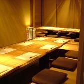 1階の個室宴会場は最大22名様までの大人数のご宴会・ご宴席でのご利用の際に。