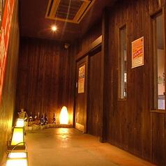 炭火ダイニング 暖 西那須野店の雰囲気1