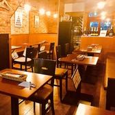 肉&チーズ&ワイン 神保町ビストロ Fleurie フル―リーの雰囲気2