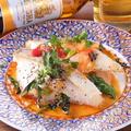 料理メニュー写真白身魚のスイートソース