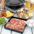 料理メニュー写真【NEW】秋の味覚焼肉BBQプラン