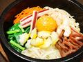 料理メニュー写真石焼海鮮ビビンバ