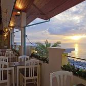 北谷海辺のバルカフェ 沖縄のグルメ