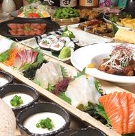 お得な宴会コースは3700円からご用意!