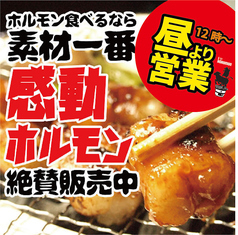 炭火焼Bar ホルモン's 千葉中央店の特集写真
