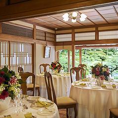 京都洛東迎賓館 レストラン 秀岳の雰囲気1