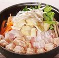 料理メニュー写真【江戸沢】大関ちゃんこ(雑炊付き)