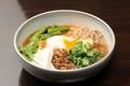 料理メニュー写真スタミナ納豆※下記より【スープ】をお選びください。