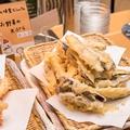 料理メニュー写真野菜の天ぷら