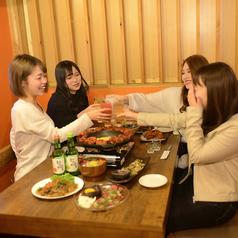 韓国バル HARERUYA ハレルヤの特集写真