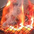 料理メニュー写真<朝締め限定5食>鹿児島県産 地鶏の炭火焼き