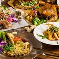 料理メニュー写真*+パリ コース+*最大3H飲み放題付き料理10品4998円