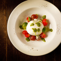 料理メニュー写真DOPモッツァレラのカプレーゼ
