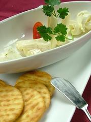 ●日替わりチーズの盛り合わせ(3種)
