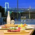 大人気の完全個室は早い者勝ち♪東京湾を見渡せる個室は、デートや女子会にもおススメです!夜景を独り占めしながらディナーはいかがですか★