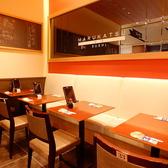 最大16名様まで◎テーブル席をメインに、ご利用人数に合わせてアレンジしてご利用頂けます!