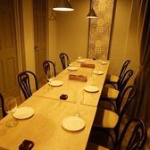 【2番~5番個室を繋げて】2名様個室を繋げて8名様用の個室空間に♪ゆったりとした空間で最強コスパ◎料理を☆