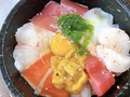 料理メニュー写真海鮮石焼丼
