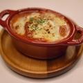 料理メニュー写真ミートボールのトマトグラタン