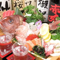 蔵元の酒と直送の魚 さかまる 大井町店の特集写真