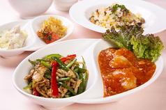 中国料理 美麗華 びれいか ホテルJALシティ長野の写真