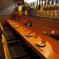 店内は広々としており、テーブル席・掘りごたつ席など様々な席をご用意しております☆広々としたテーブルなので、ごゆっくりお過ごし頂けます。各種ご宴会にもおすすめです♪その際は飲み放題付き宴会コースやもつ鍋食べ放題コースをご用意しておりますので、ご一緒にお楽しみください★【東陽町 飲み放題】