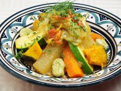 野菜のクスクスの写真