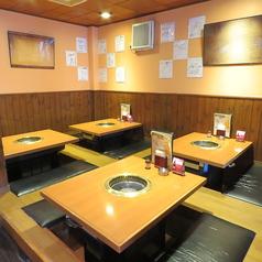 アリラン飯店 浅間町店の雰囲気1