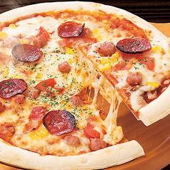 庄や チーズピザ