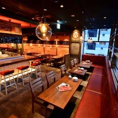 名古屋 名駅 肉寿司の雰囲気1