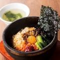 料理メニュー写真IWA焼ビビンバ