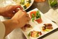 料理メニュー写真ご予約2000円+税 冷菜・温菜・ピッツァまたはパスタ1品・デザート・ドリンク付き