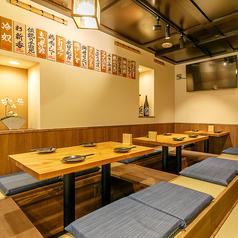 日本酒バル ゴエモン 東陽町店の雰囲気1