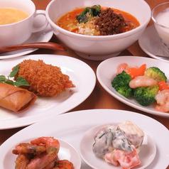酒肴麺飯 アテニヨルのコース写真