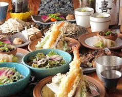 鴨 酒 蕎麦 みかど 野田店のコース写真