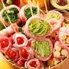 野菜巻き串と焼き鳥 巻きんしゃい 福島店のおすすめポイント2